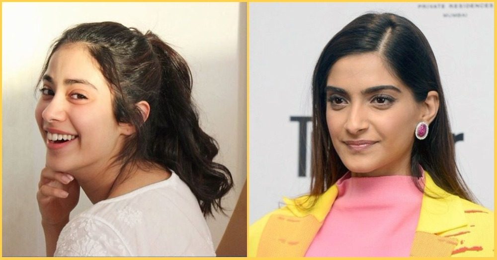 Sonam Kapoor Wished Janhvi Kapoor A Happy Birthday In The Most Heartwarming Way