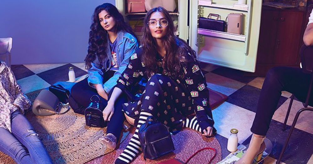7 Times Rhea Kapoor Created Fashion Magic With Her Sister, Sonam!