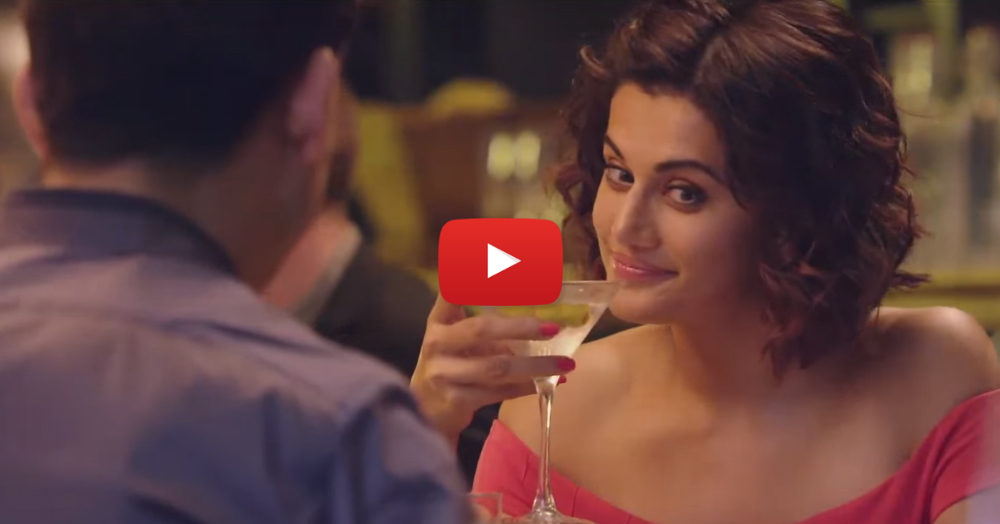This Taapsee Pannu-Saqib Saleem Trailer Of Dil Juunglee Will Leave You Wanting More!