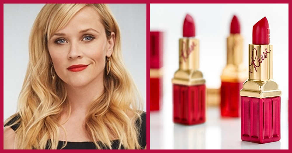 #TogetherWeMarchOn: Elizabeth Arden's New Lipstick With Reese Witherspoon Lets You Shop For Progress!