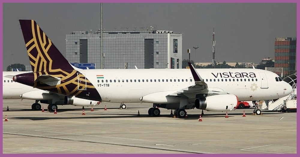Book That Vacay: Vistara's Women's Day Sale Is Offering Plane Tickets Starting From Rs 1,099!
