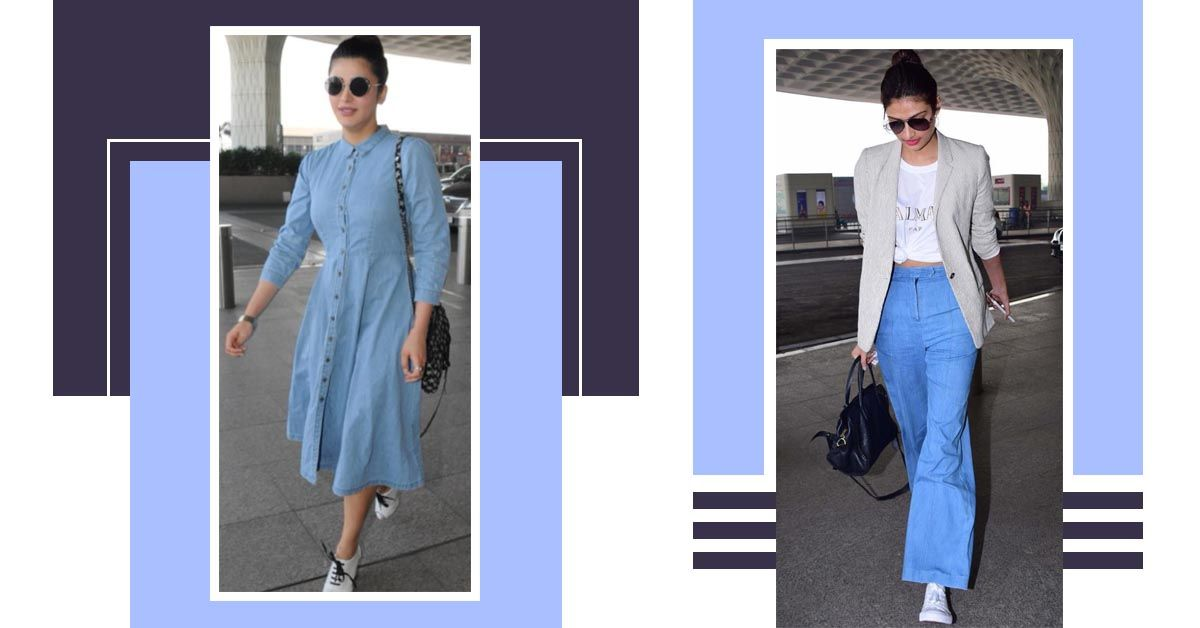 Bollywood's Secret To Looking Fly: Airport Looks That Double As Work Wear