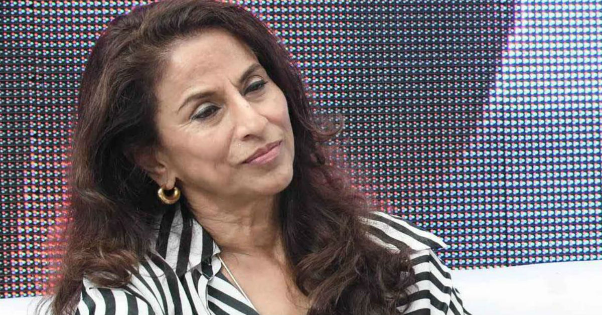 'Self Worth Is The Best Cosmetic In The World', Says Shobhaa De & We Couldn't Agree More