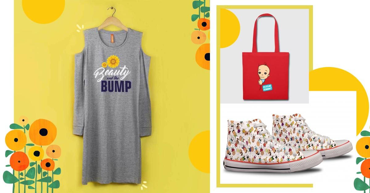 Fashion Moms-To-Be Will LOVE These Stylish Ways To Announce Their Pregnancy!