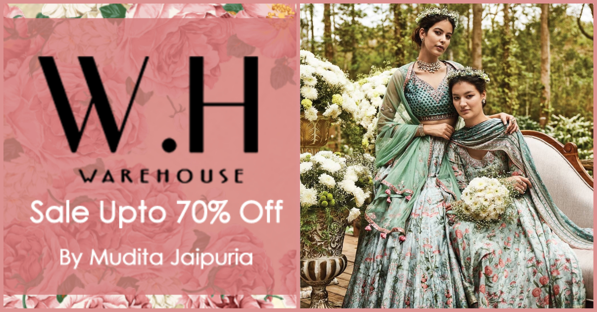 Anita Dongre, Anju Modi & More - Your Fave Bridal Designers Are Up To 70% Off At This Sale!