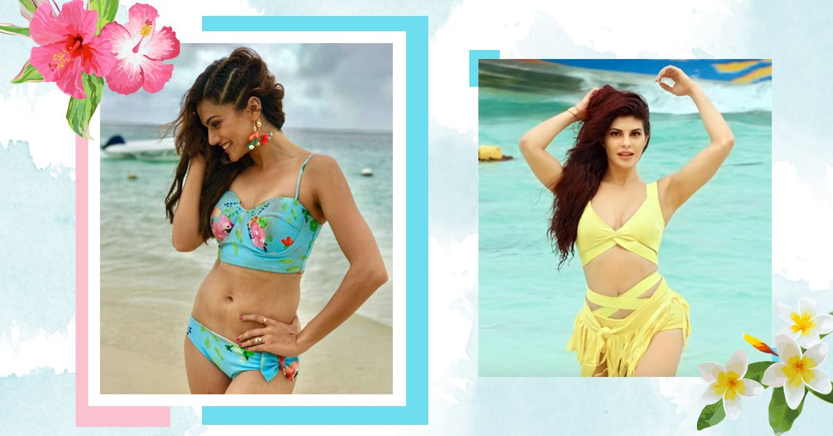 Bollywood Inspired Bikini Sets To Seek Out Before You Dive Into Vacay Season!