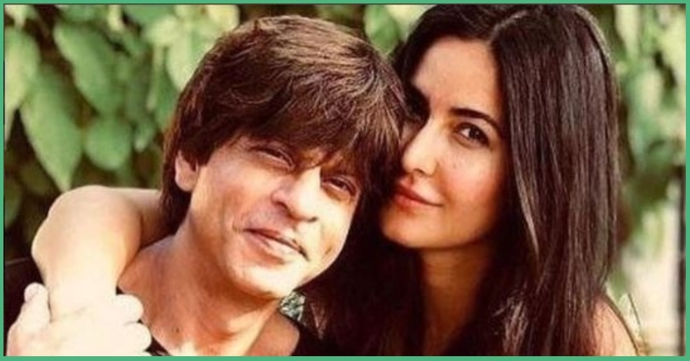 Katrina Kaif Just Shared The Cutest 'Ice Cream Ke Baad' Picture With SRK