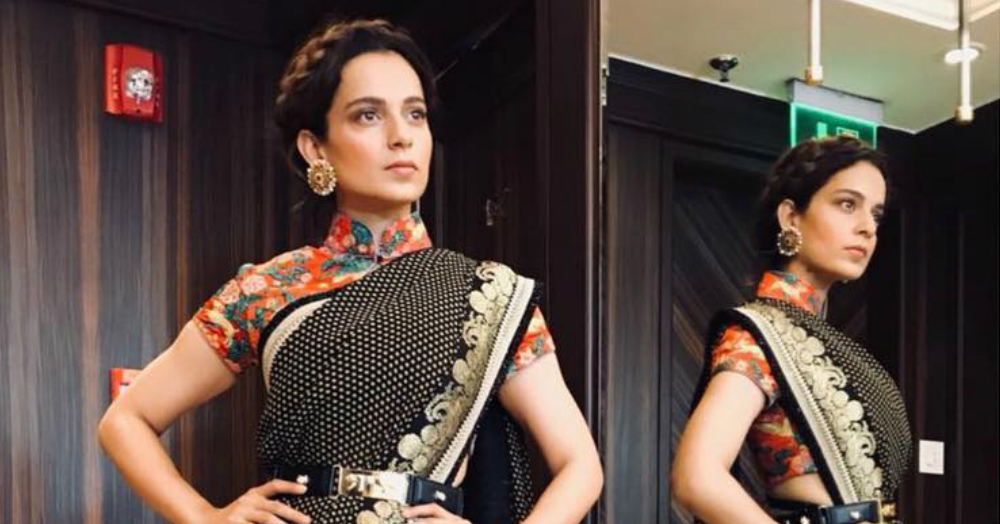 The Plain Jane Braid Got An Uber Chic Upgrade From Kangana Ranaut & Anushka Sharma