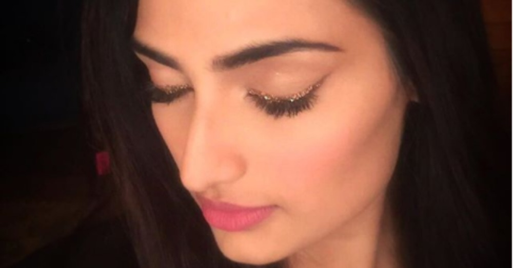 Let Athiya Shetty Show You How To Wear Glitter This Summer Without Going OTT