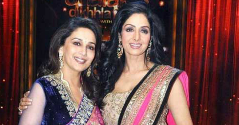 Janhvi Kapoor Thanks Madhuri Dixit For Taking Over Sridevi's Role With This Sweet Message