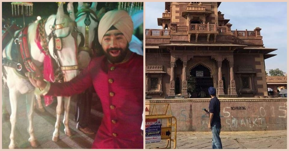 This 'Raj' Looking For His 'Simran' All Over The Country Is Giving Us Major DDLJ Feels!