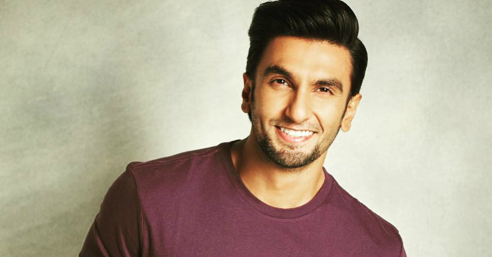 Ranveer Singh Had The Funniest Story About Chasing A Fan Butt-Naked!