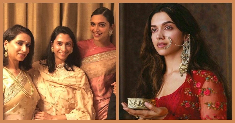 Is Deepika Shopping For Her Wedding Jewellery With Her Mom And Sister?