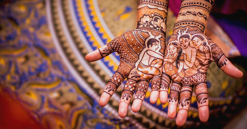 8 Mehendi Designs We Spotted On Brides... You'll Want These For Your Wedding Too!
