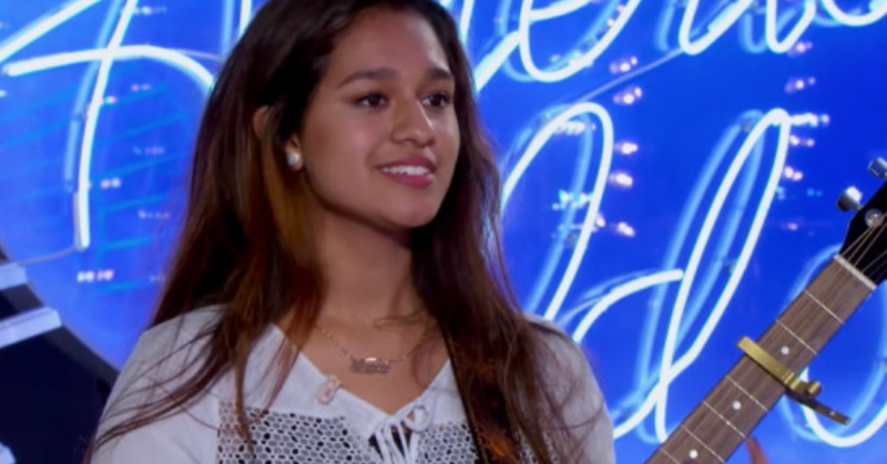Meet The 15-Yr-Old Indian Girl Who Impressed Katy Perry On American Idol