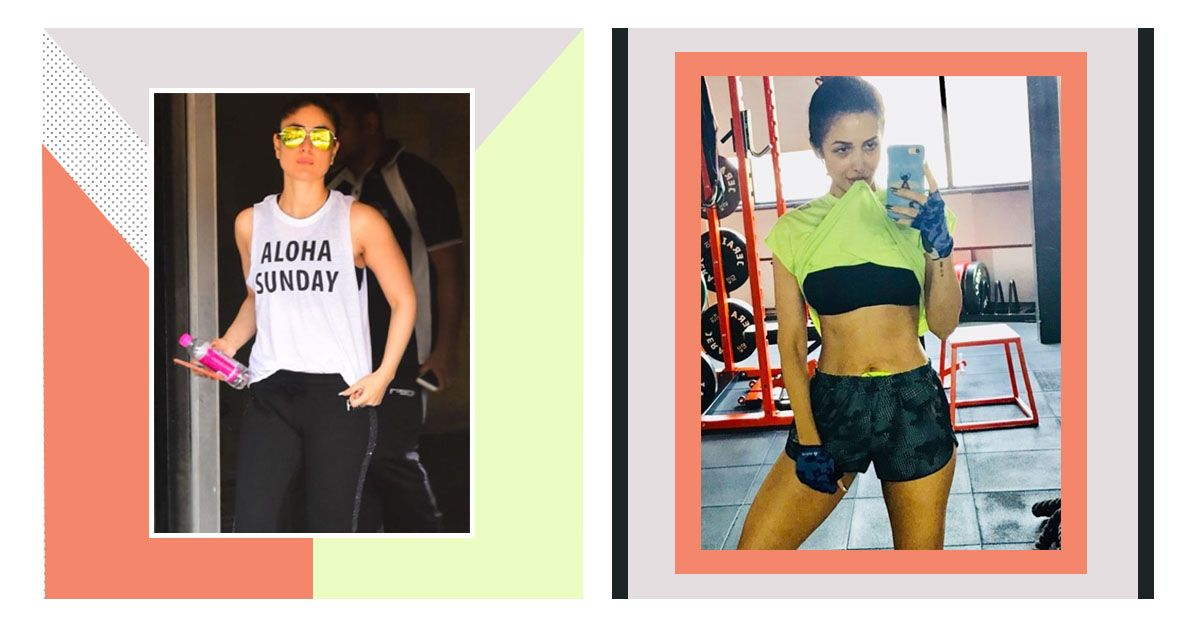 These Celeb Gym Looks Are All The Motivation You Need To Start Working Out!