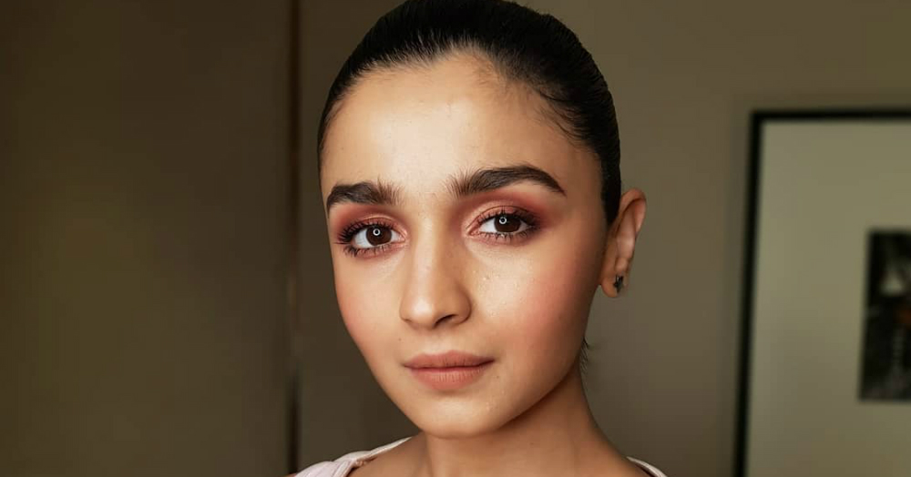 #MillennialMode: Alia Bhatt's Rose Gold Vibes Made Us Double Tap In A Yoctosecond!