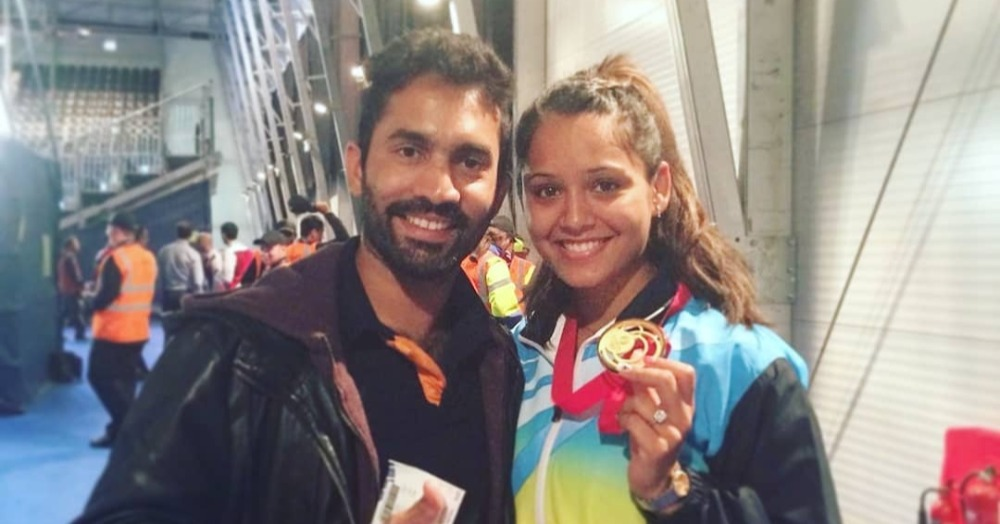 Dinesh Karthik Wishes 'Good Luck' To Wife Dipika Pallikal With The Most Heartfelt Message!