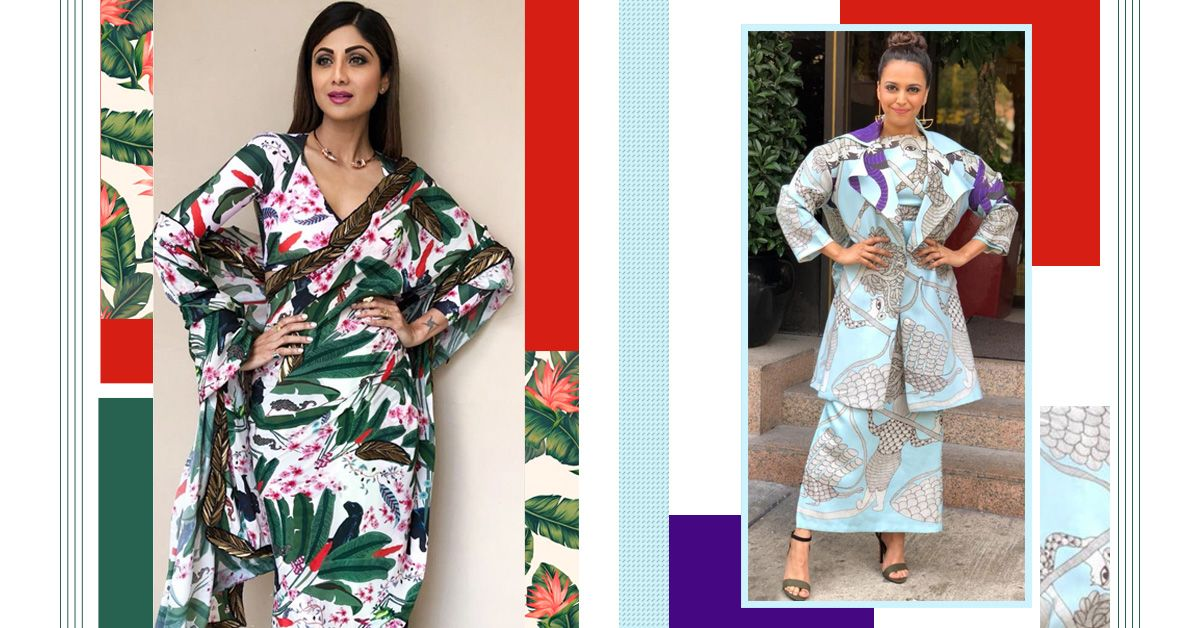 Bollywood's Bold Move: Loud, Clashing & Out There Prints Plus How To Wear Them!