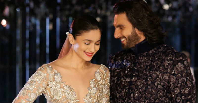Can You Guess What Alia Bhatt And Ranveer Singh Call Each Other In Private?