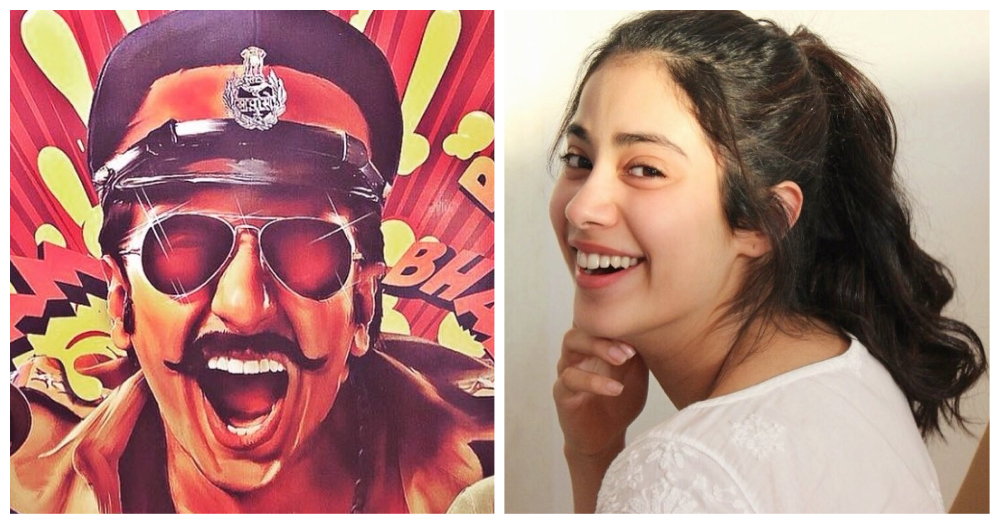 Find Out Why Janhvi Kapoor Lost Out On Ranveer Singh's Simmba!