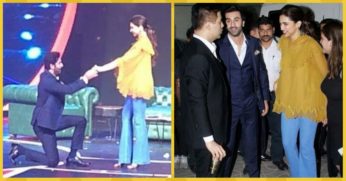 We WISH We Were As Cool With Our Exes As Deepika & Ranbir Are!
