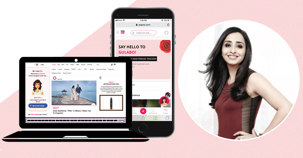 Our Founder & CEO Priyanka Gill Tells You The Big Story Behind POPxo's Makeover