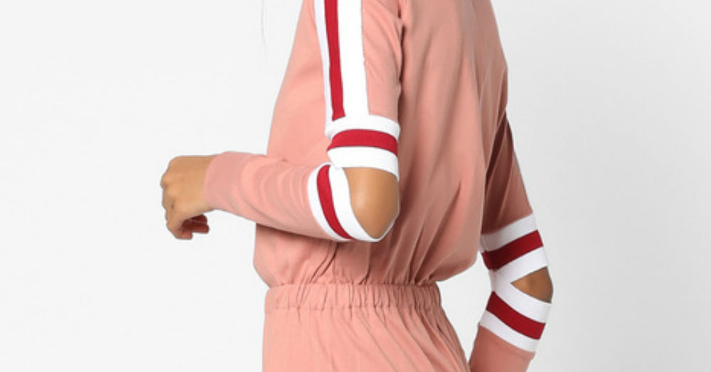 Sale Alert! Elbow Patches Are Old News, Elbow Cut-outs Are Making The Cut Now!