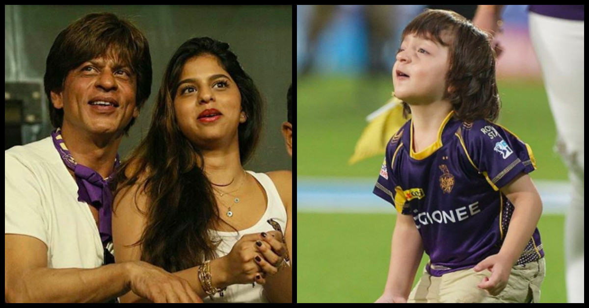 #DaddyCool: SRK Spotted Chilling With Suhana Khan At The IPL Match Yesterday