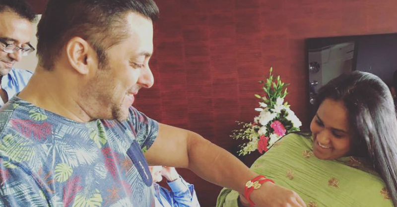 Arpita Khan's Message For Salman's Haters Is A Bitter Pill To Swallow