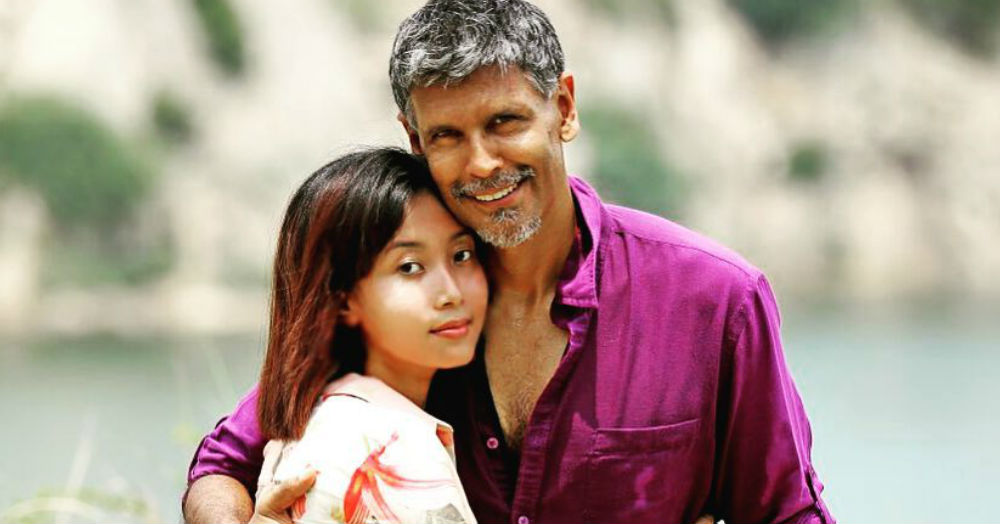 Age Is Just A Number! Milind Soman Just Got Engaged To A Woman Half His Age