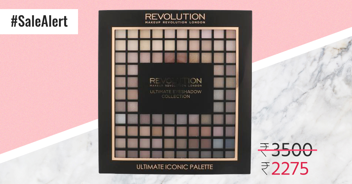 With 144 Shades, This Eyeshadow Palette On Sale Is EVERYTHING!