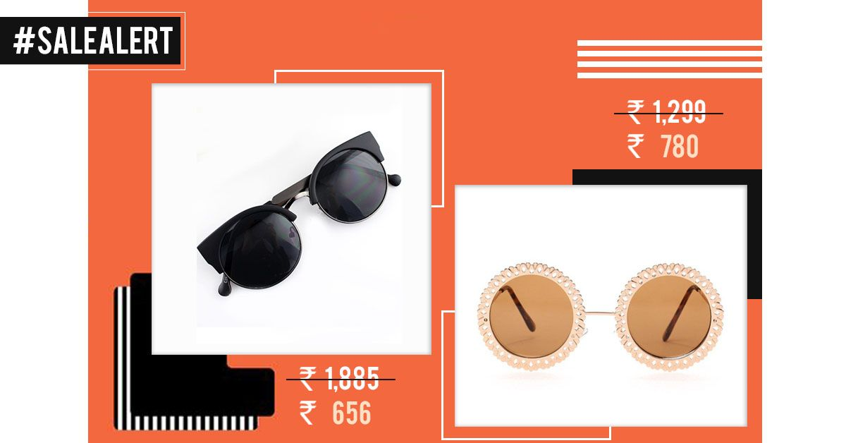 #SaleAlert: Get Your Full Coverage Sunglasses At Half The Price RN!