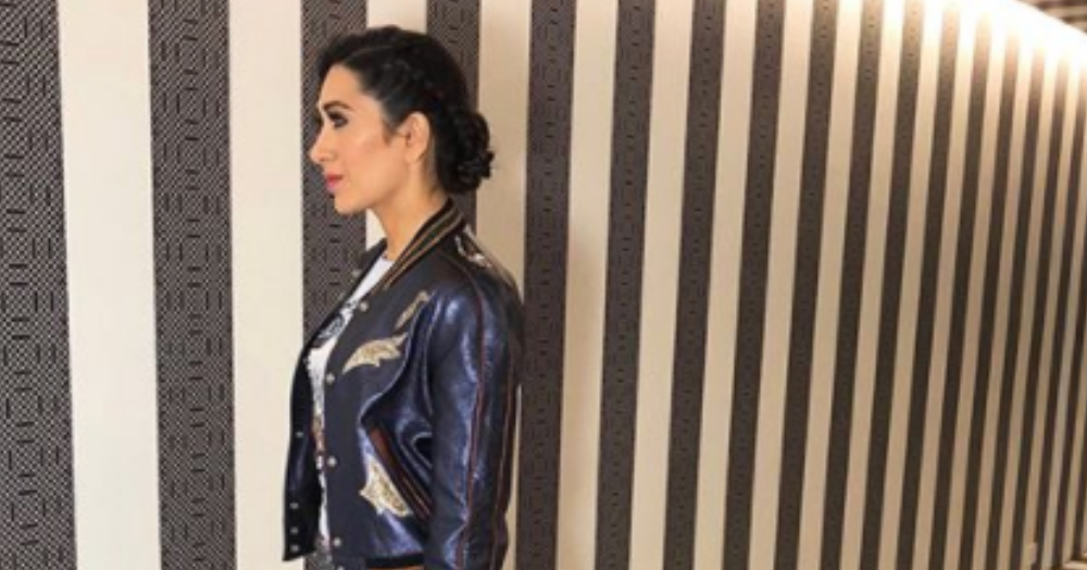 Karisma Kapoor Shows You An Uber Chic Way To Wear Your Hair Up This Summer!
