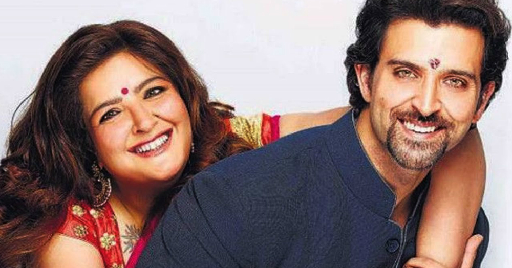 Hrithik Roshan Just Posted The Most Adorable Message For His Brave Sister