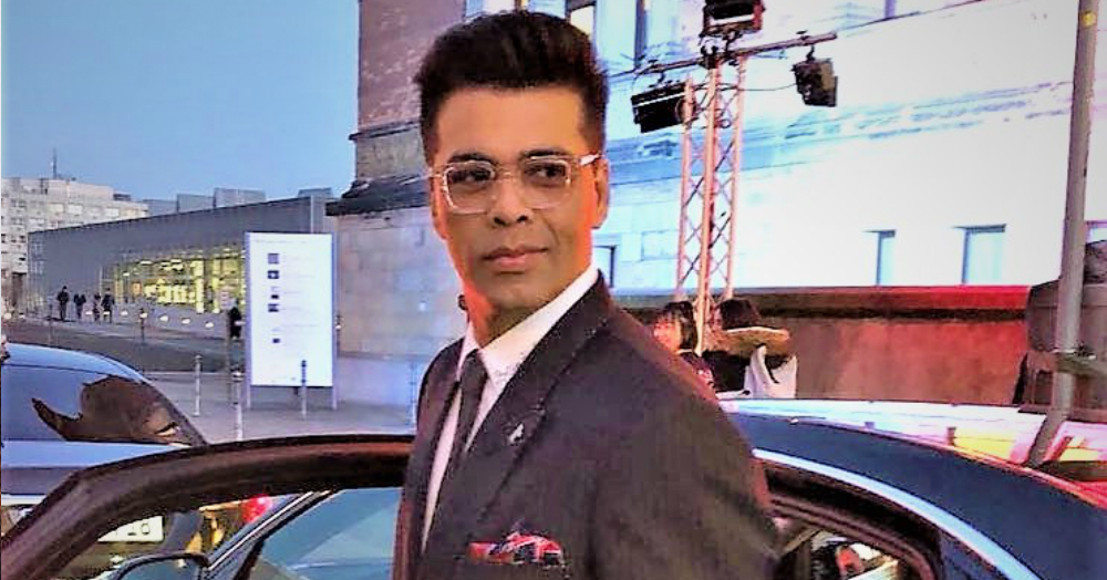 Karan Johar Becomes The First Bollywood Filmmaker To Get A Wax Statue At Madame Tussauds!