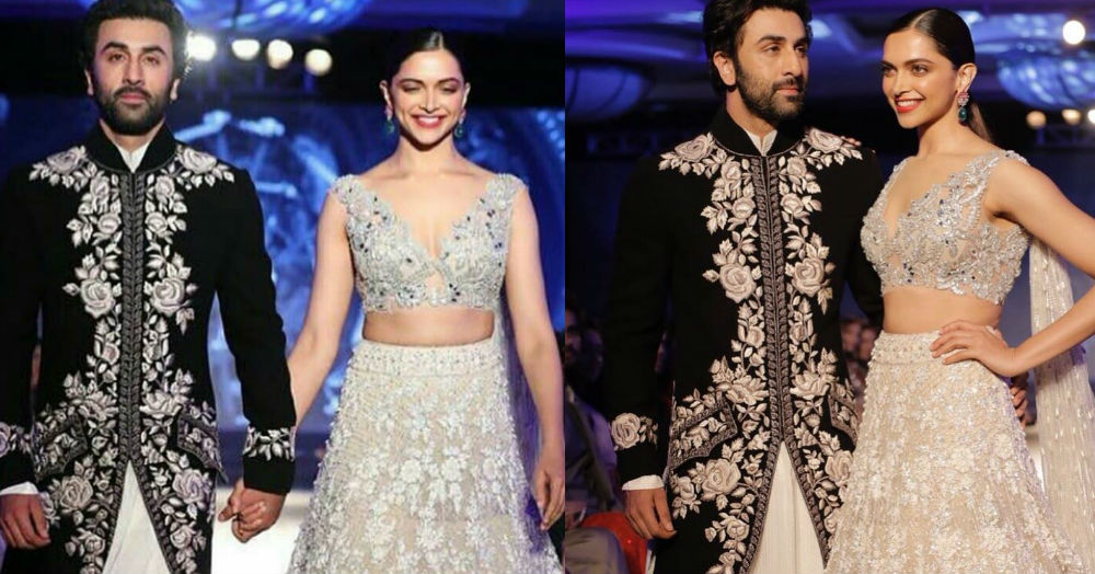 Spotted: Deepika Held Hands With Ranbir, Not Ranveer And It Was A Total *Tamasha*