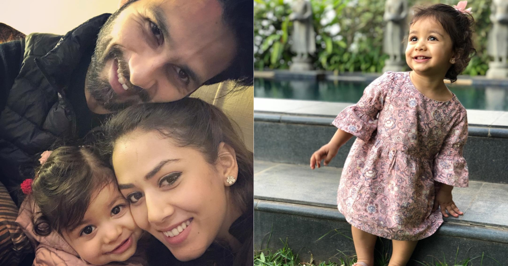 Misha Kapoor Spends A Day Out With Her Granny And Mommy, Mira!
