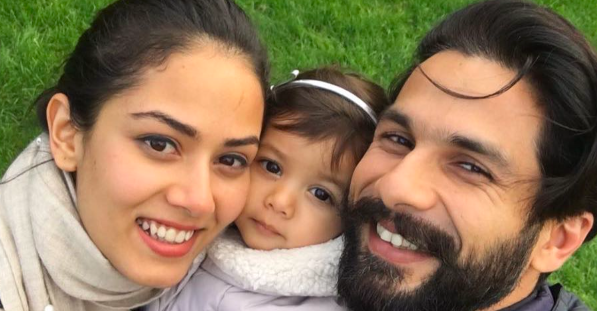 Shahid Kapoor And Mira Rajput Just Announced Their Second Baby With This Cute Photo Of Misha