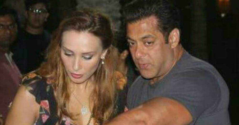 Bhai And Bhabhi: Salman's Secret Picture With Iulia Will Have You Hoping For Wedding Bells