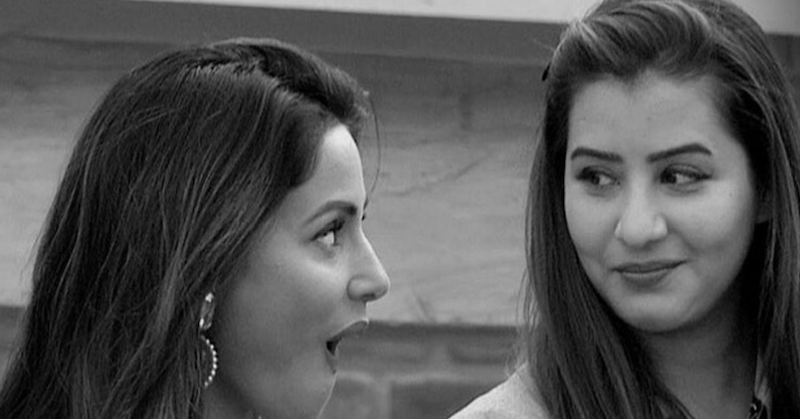 Hina Khan Calls Out Shilpa Shinde For Tweeting An *Adult* Video
