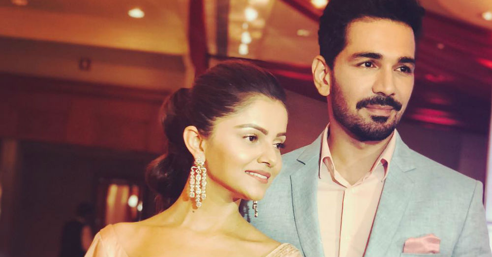 TV Actress Rubina Dilaik Just Posted An Image With An Engagement Ring & It's Gorgeous!