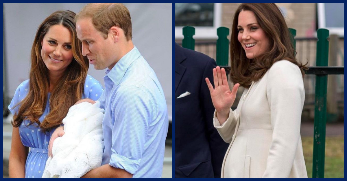 It's Royal Baby No. 3 For Kate Middleton And Prince William!