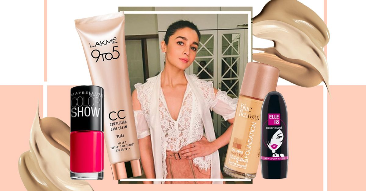 #BeautyOnABudget: The Most Affordable Makeup Products Under Rs 100