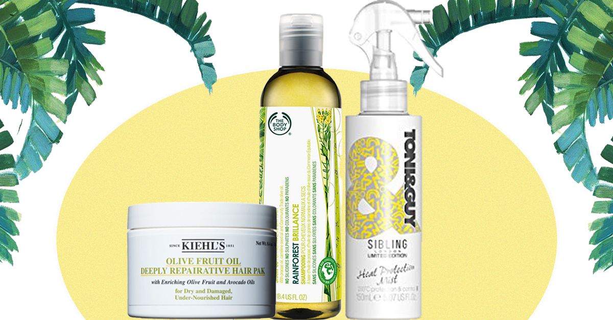 7 Hair Products To Transform Your Hair Just In Time For The Wedding!