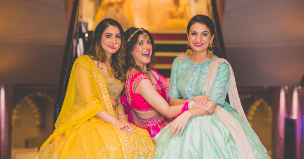 POPxo X Anita Dongre - We Gave 3 Brides A Bridal Makeover Of Their Dreams!