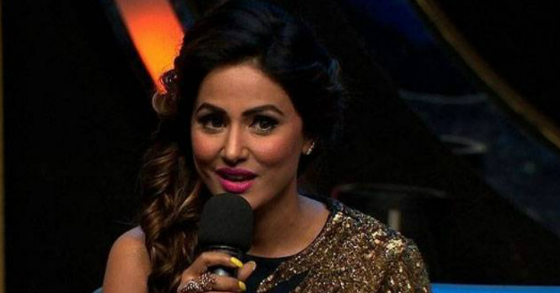 After Bigg Boss 11, Hina Khan Takes On A Never-Seen-Before Avatar For Her First Project!