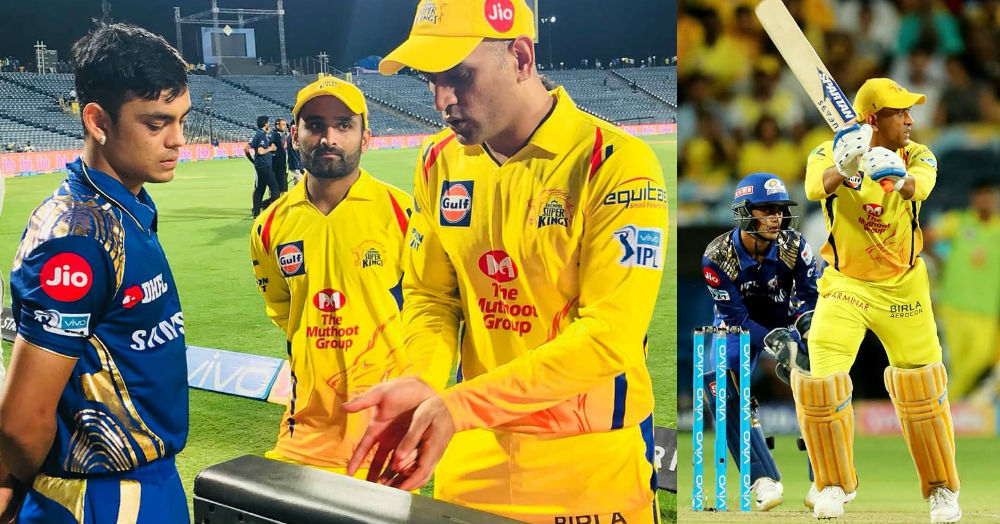 #IPL2018 : It's Time We Learn A Thing Or Two About Sportsmanship From M.S. Dhoni
