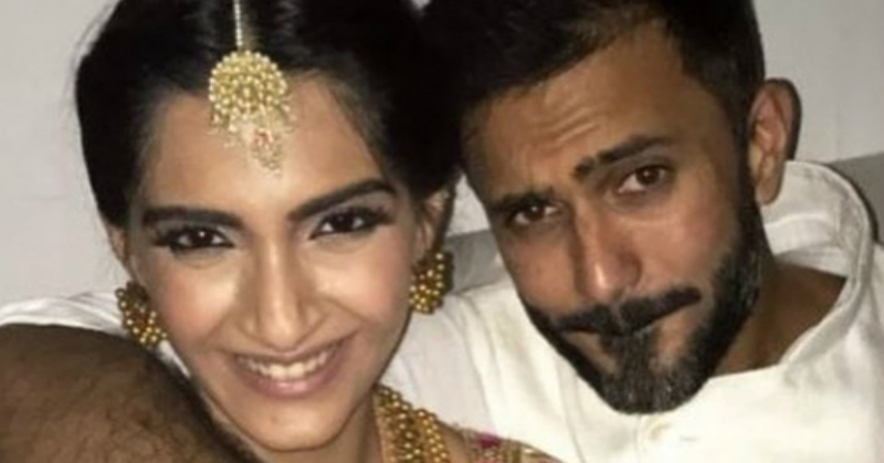 The Kapoors And Ahujas Finally Confirm That Sonam And Anand Are Getting Married On May 8th!