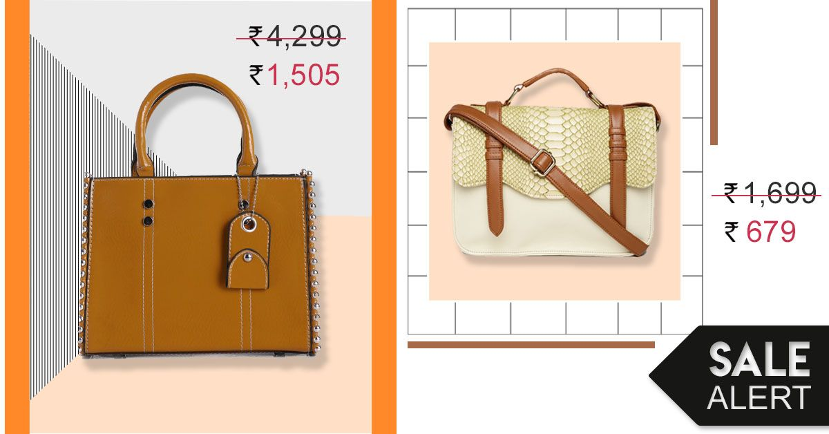 *Sale* Through The Season With These Discounted Work Bags!